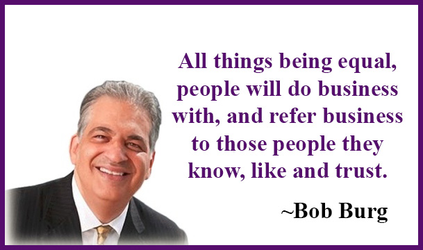 Bob Burg