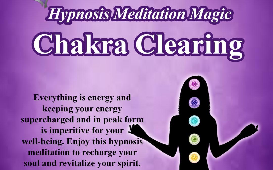 Chakra Clearing Hypnosis Meditation