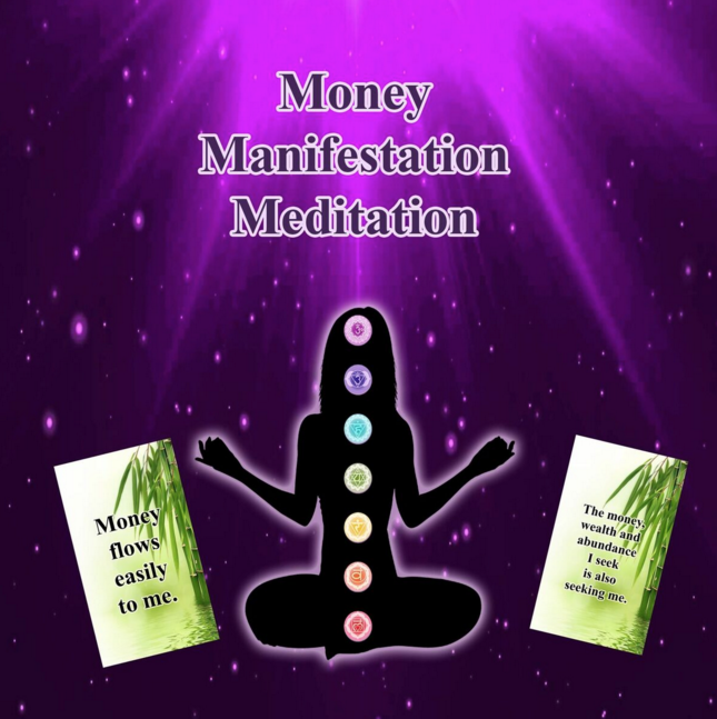 """Money Manifestation Meditation"""
